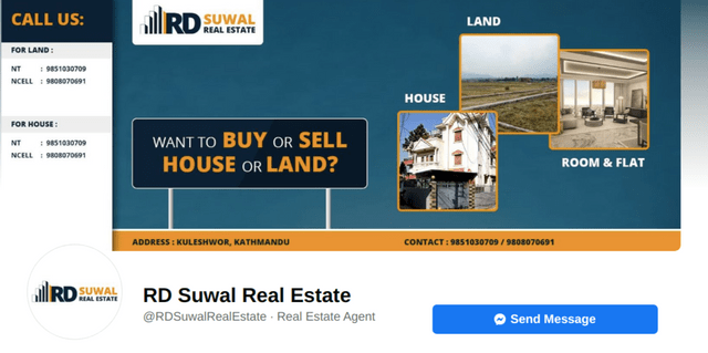 RD Suwal Real Estate